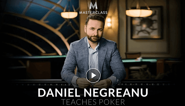 Poker Software and Poker Tools - Daniel Negreanu MasterClass
