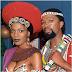 Connie Ferguson and Sello Maake Kancube throwback, Where were you?