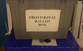 Florida teacher finds 'provisional ballot box' in storage area