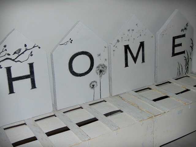 dekoracyjne domki DIY