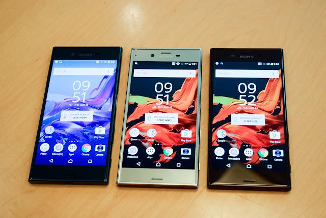 Smartphone Sony G3221 mengubah nasib perusahaan