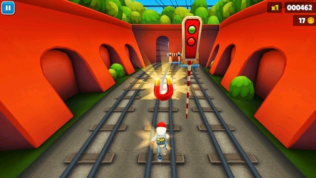 Subway Surfers PC Screenshot 1