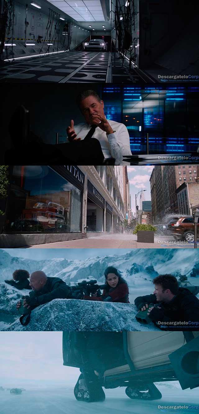 Rápidos y furiosos 8 (2017) Extended Directors Cut HD 720p Latino
