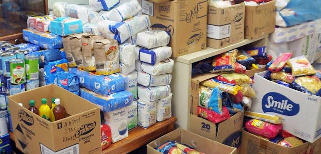 Θεσπρωτία: Ευρωπαϊκή βοήθεια προς τους άπορους της Θεσπρωτίας...