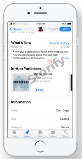 Uygulama içi satın alma işlemleri