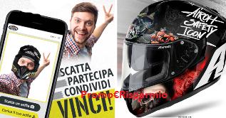Logo Gioca e vinci gratis un casco Airoh Helmet Alle Tattoo