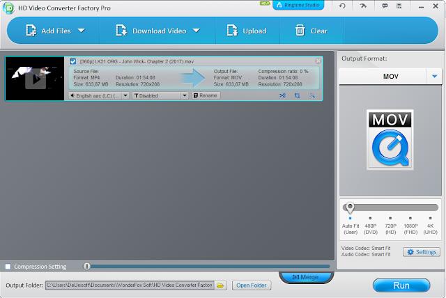 Download WonderFox HD Video Converter Factory Pro 15.1 Full Version