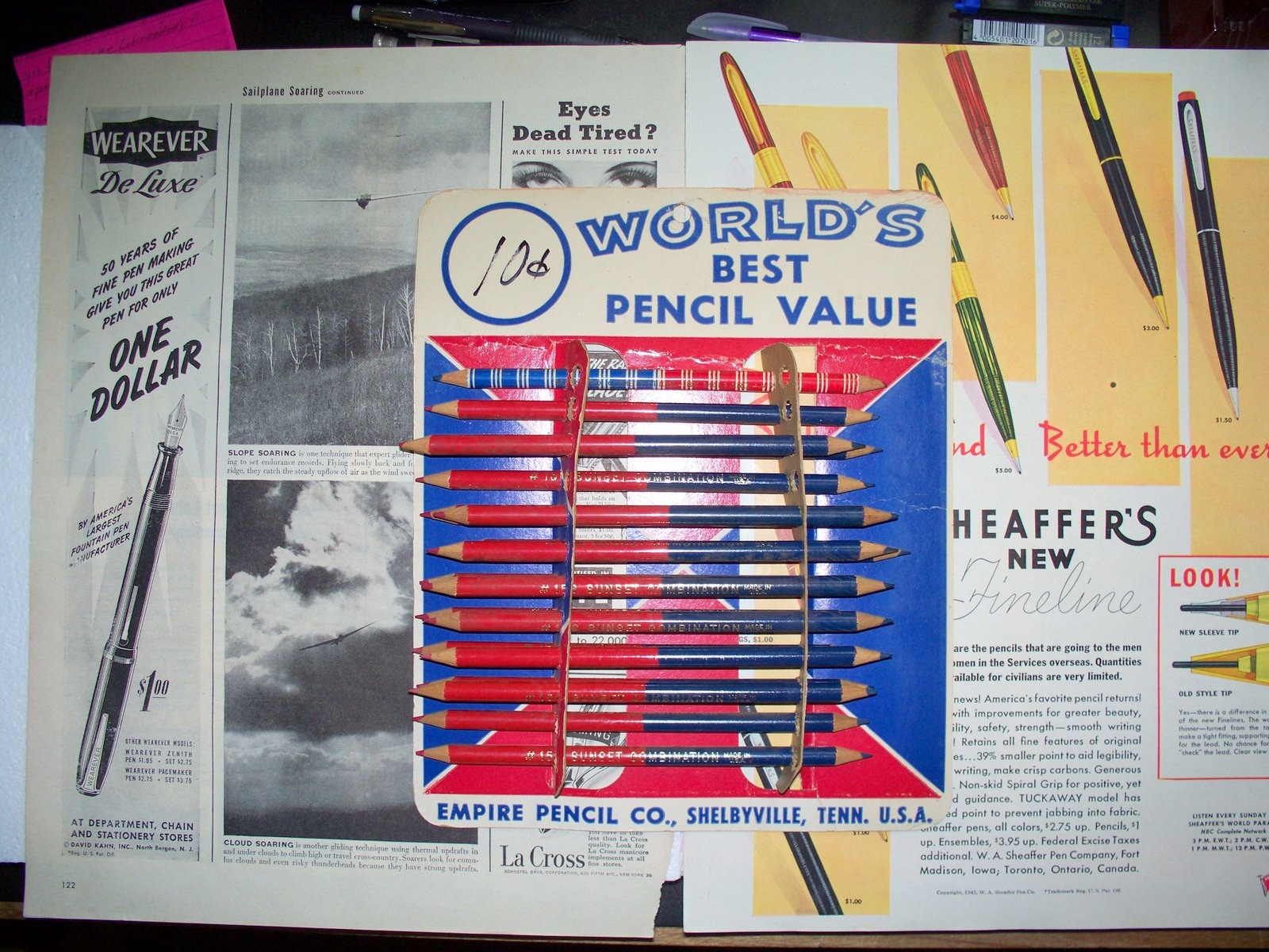 Coolest Pencil In The World My Supply Room Worlds Best Pencil Value