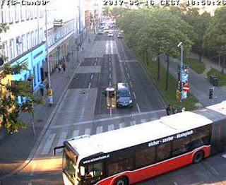 Verkehrskamera Gürtel bei Koppstraße