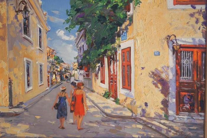 Современные художники Албании