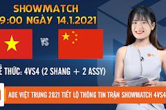 Bản tin AoE ngày 13/1: AoE Việt Trung tiết lộ thông tin trận showmatch, Việt Nam đang giấu bài?