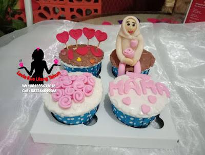 Ungkapkan Perhatianmu pada Mama Dengan Cupcake 3d di Ultahnya