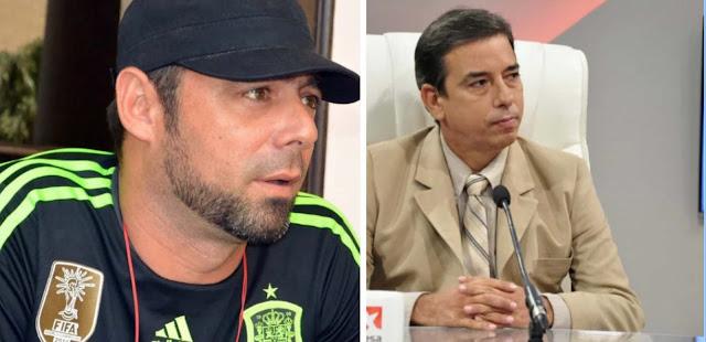 El periodista cubano Michel Contreras arremetió contra el comentarista deportivo de la Isla Renier González a raíz de la eliminación de Argentina y Portugal en el Mundial de Rusia