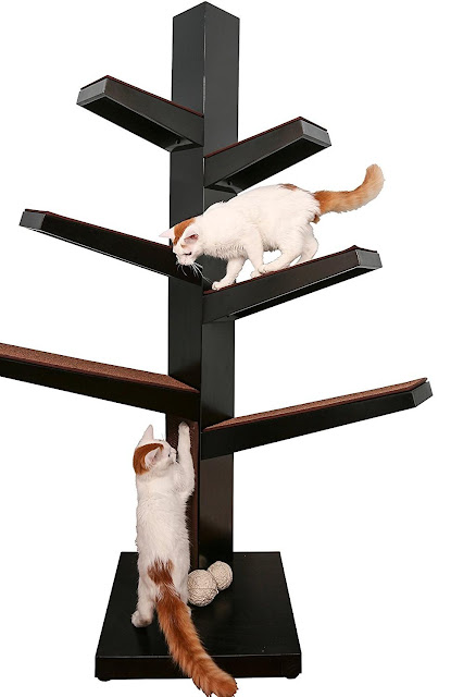 Catalpa Cat Tree