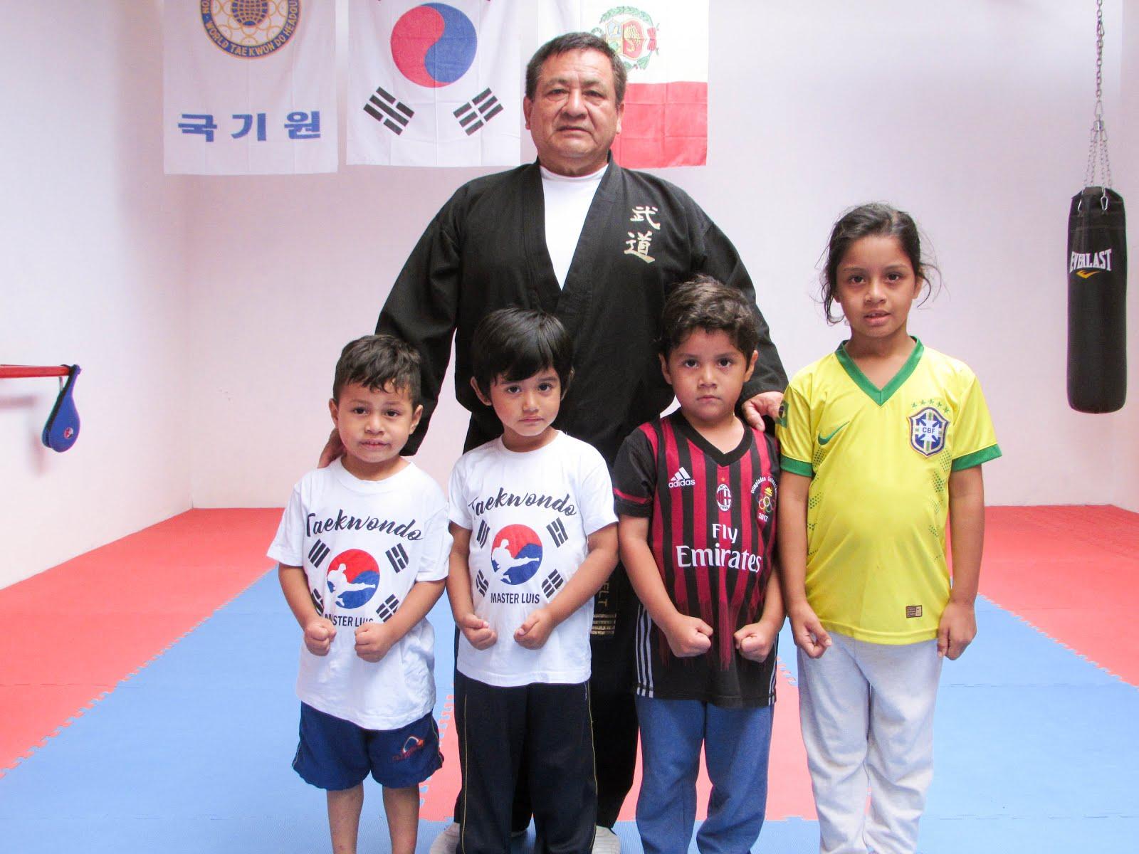 Alumnos Master Luis