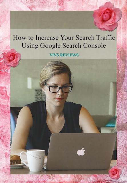 increase traffic google search console