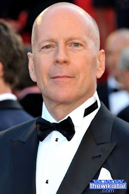 The life story of Bruce Willis, American actor, born on March 19, 1955