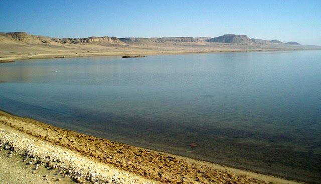 Danau Qarun di Mesir