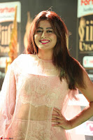 Nidhi Subbaiah Glamorous Pics in Transparent Peachy Gown at IIFA Utsavam Awards 2017  HD Exclusive Pics 26.JPG