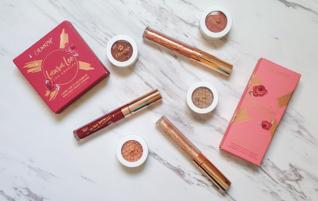 ColourPop NKLA x Laura Lee Los Angeles Collection