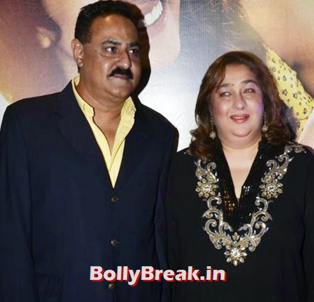 Raj Kapoor's fourth child and second daughter Rima Jain married Manoj Jain, Kapoor Family Pics, Kapoor Family Chain, Origin, Caste, Family Tree - Nanda, Jain
