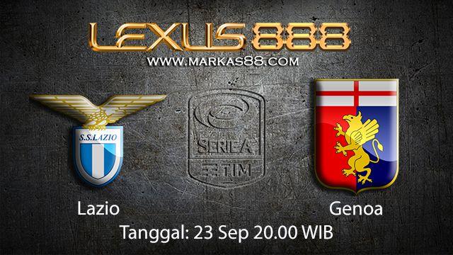 Prediksi Bola Jitu Lazio vs Genoa 23 September 2018 ( Italian Serie A )