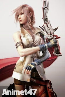 Final Fantasy XIII Cutscene -  2013 Poster