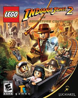 LEGO Indiana Jones: Dilogy (2008 - 2009)