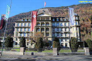 Hotel di Interlaken