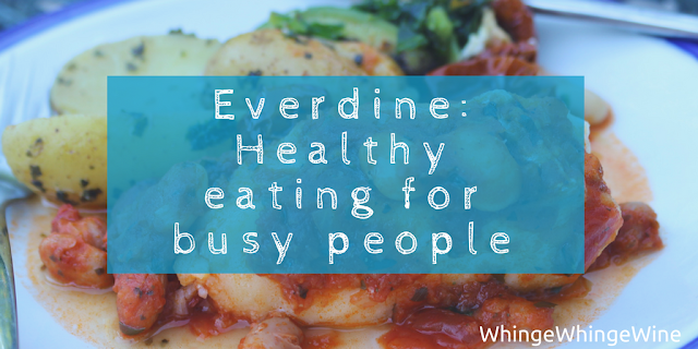 Everdine ready meal delivery service review: Healthy eating around 500 calories for really busy (or lazy) people