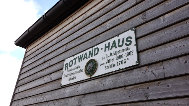Mountainbike Tour Rotwandhaus Spitzing