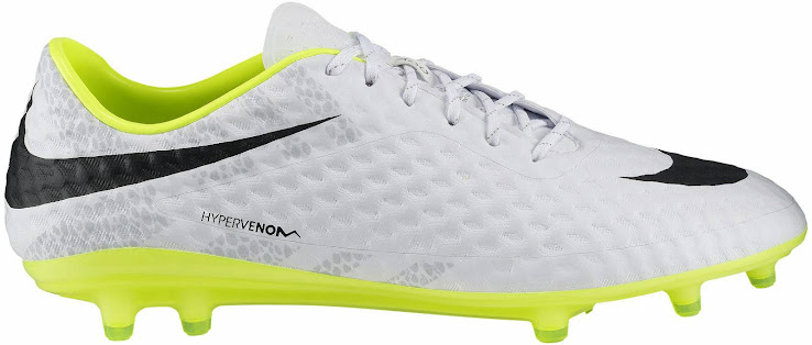 new product 272ae 19b9a hypervenom white green