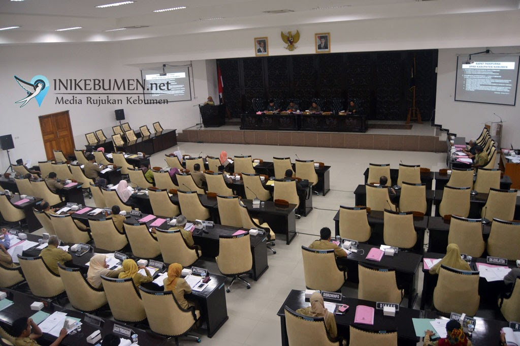Cipto Waluyo jadi Tersangka KPK, Pelantikan PAW DPRD Kebumen Tetap Digelar