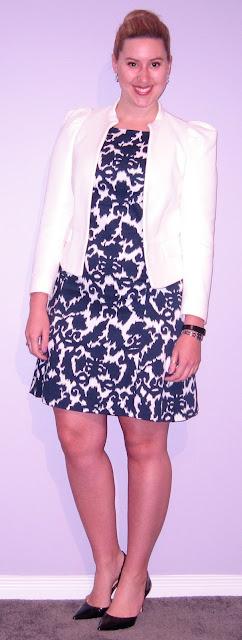 Nina White Dress Shoes