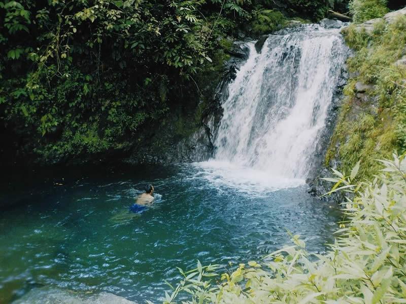 Curug Batu Niungan Tempat Wisata di Tasikmalaya Terbaru