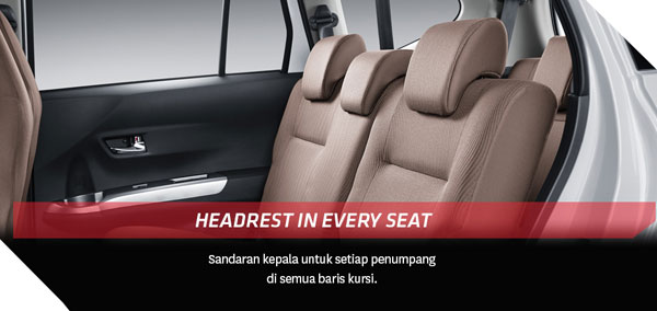 Comfort All New Toyota Calya