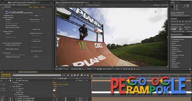 software edit video untuk para youtuber adobe after effects
