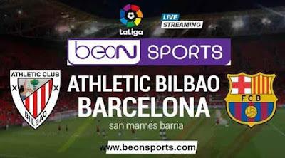 مشاهدة مباراة برشلونة واتليتك بلباو بث مباشر29/9/2018