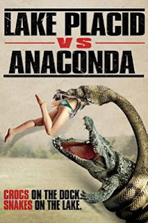 Lake Placid vs. Anaconda – Legendado (2015)