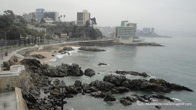 Playa Miramar - Viña del Mar, Chile