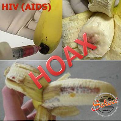 Hoax hiv