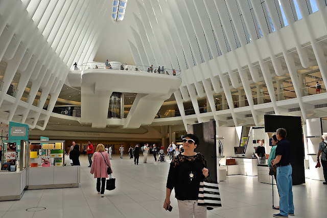 oculus, new york, world trade center, transportation hub,