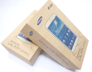 Dus Samsung Galaxy Grand 2 SM-G7102 Bekas