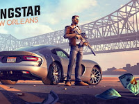 Download Gangstar New Orleans MOD APK DATA Unlimited Ammo