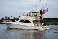 The Manasquan Elks Club Boat