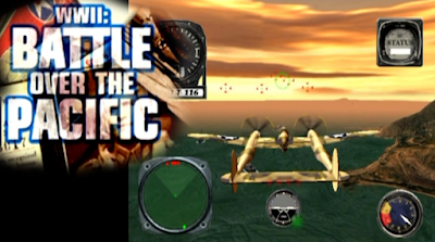 Download WWII Battle Over The Pacific PSP PPSSPP ISO/CSO High Compress