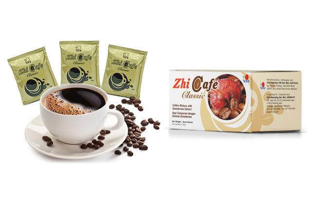 DXN les trae Zhi Cafe® Classic, que está hecho de una mezcla de extracto de Ganoderma y granos de café completamente tostados. Les dará un ligero sabor con un profundo y agradable aroma el cual es excelente para una gran primera taza cada mañana. Estará absolutamente maravillado del aroma y sabor de este café recién tostado.