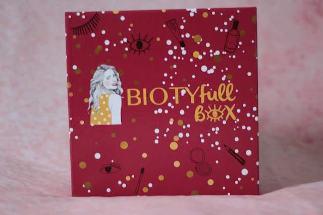 mon avis sur la box naturelle et bio biotyfull box
