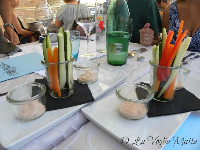 """Ristorante """"Puntulina"""" a Rovigno  in Istria"""