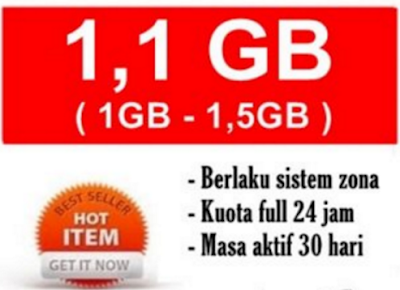 Cara Mudah Mendapatkan Kuota Gratis Telkomsel 1GB Terbaru Tahun 2017